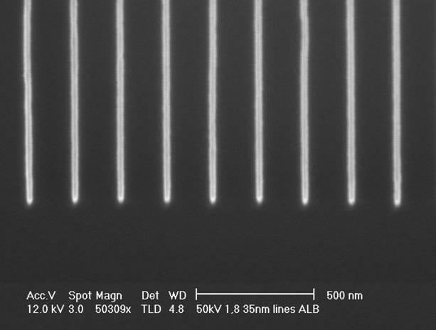 The OSU Nanoscale Patterning Laboratory in the