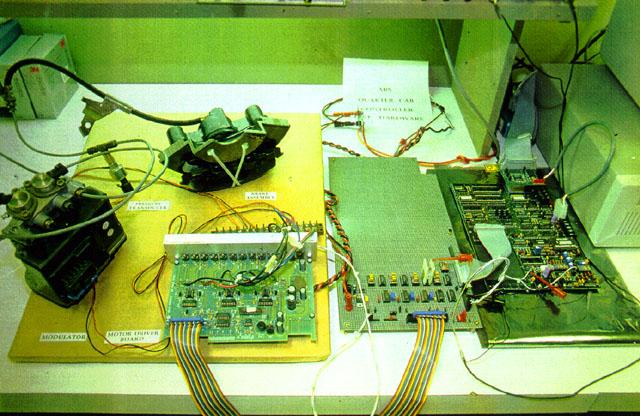 Automotive Control Systems Laboratory